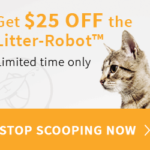 Litter robot - $25 off coupon