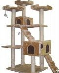 Go Pet Club Cat Tree - 72 in.