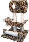 "Go Pet Club Brown 28"" Cat Tree Condo"