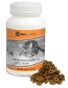 Life's Abundance Wellness Supplement for cats