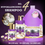 pinkpawpal hypoallergenic shampoo