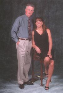 John with Susan