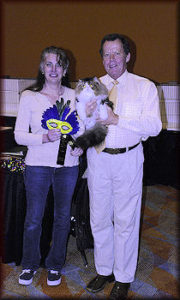 susan with Herman and CFA judge