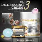 Degreasing cream by pinkpawpal