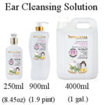 Ear cleansing solution by pinkpawpal professional grooming products for cats and dogs