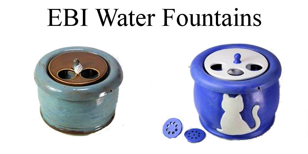 EBI Water Fountain with Persian insert