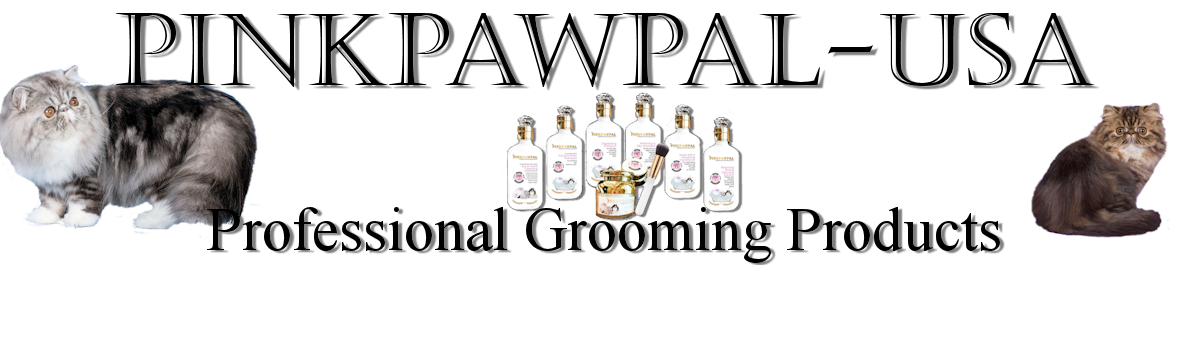 PinkPawPal-USA professional grooming products