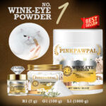 Wink Eye Powder by pinkpawpal